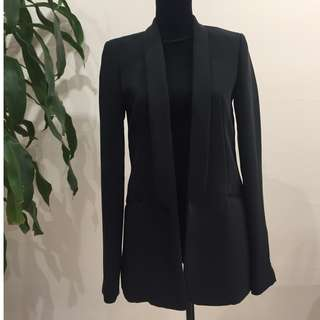 BRAND NEW FOREVER NEW Black Suit Outer Jacket Blazer