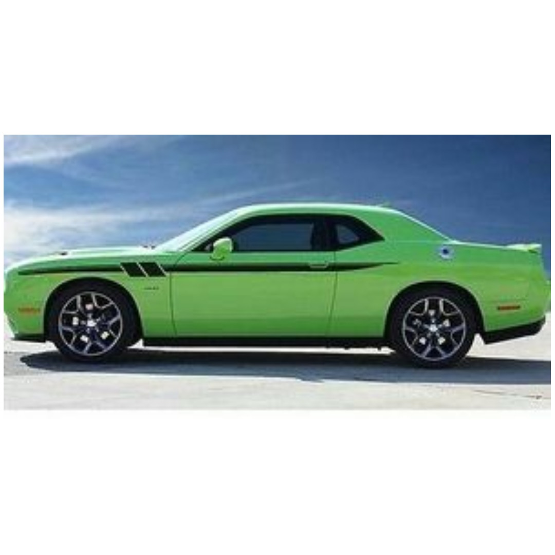 2011-2017 Dodge Challenger R/T SXT SE FURY Stripes Decals