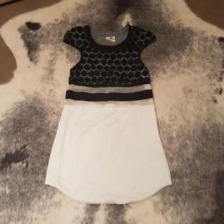 Morning Mist Summer Dress - Size 6