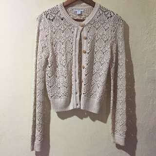 COTTON ON Knitted Cardigan Sweater
