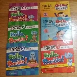 🚚 康軒國小英語教材CD片
