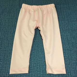 12M Pink Leggings By Crib Couture