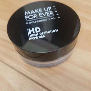 Reduced!! Make Up Forever Hd Powder