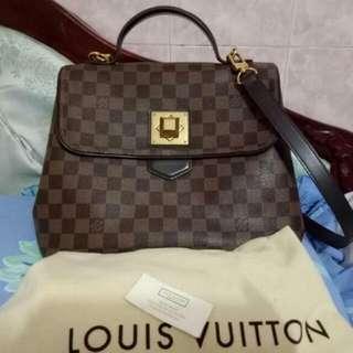 Louis Vuitton Bergammo MM Th 2012 Authentic