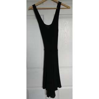 Brandy Cross-back Dress