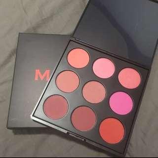 Morphe Blush Palette 9B