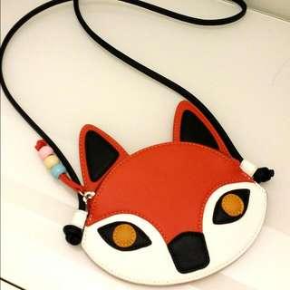 BN Mizzue Fox Sling Bag Cute!