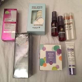 Korean Skin Care, L'Oréal , Lancôme B.B Cream