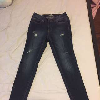 Cropped Skinny