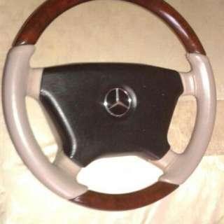 Mercedes W124 Steering