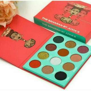 The Saharan Eyeshadow Palette