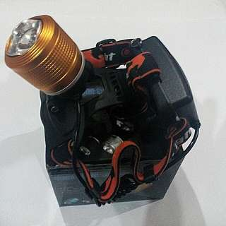 T6 LED Headlamp