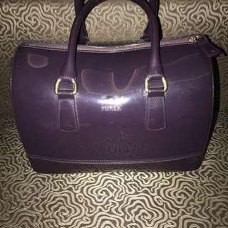 Authentic Furla Jelly Bag