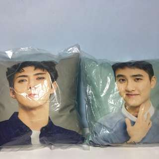 EXO Pillow from SPAO