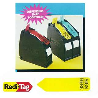 Bundle Sale ~ Redi-Tag Removable/Reusable Standard Page Flags