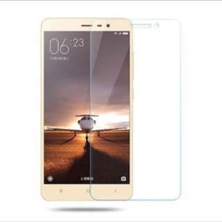 Brand New Xiaomi Redmi 4, 4a, Note 4 And Mi 5 Clear Tempered Glass For Sale!