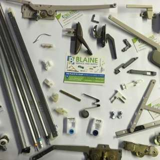 Window Replacement Hardware and Parts