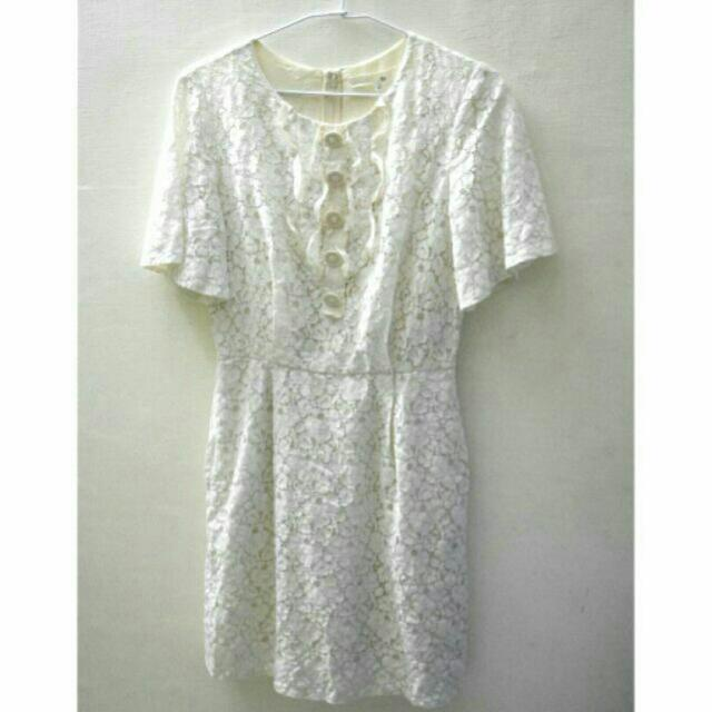 3.1 Phillip Lim Lace Dress