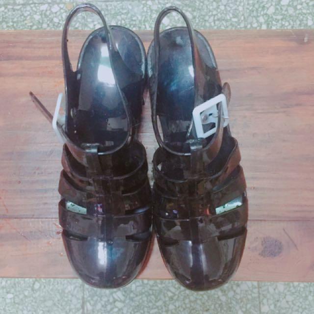 全新果凍鞋👟