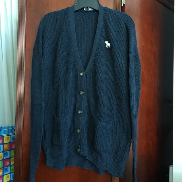 Abercrombie & Fitch Long Cardigan