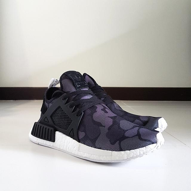 size 40 22806 b9aca Adidas NMD XR1 Duck Camo Black Friday, Men's Fashion ...
