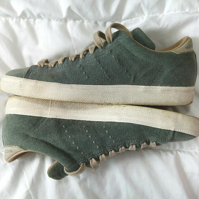 detailed look 7b7d5 f4b13 Adidas Originals MatchPlay - Stone Green  Stone Khaki Size US 8.5 UK ...
