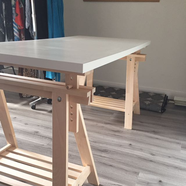 Already Built IKEA Desk