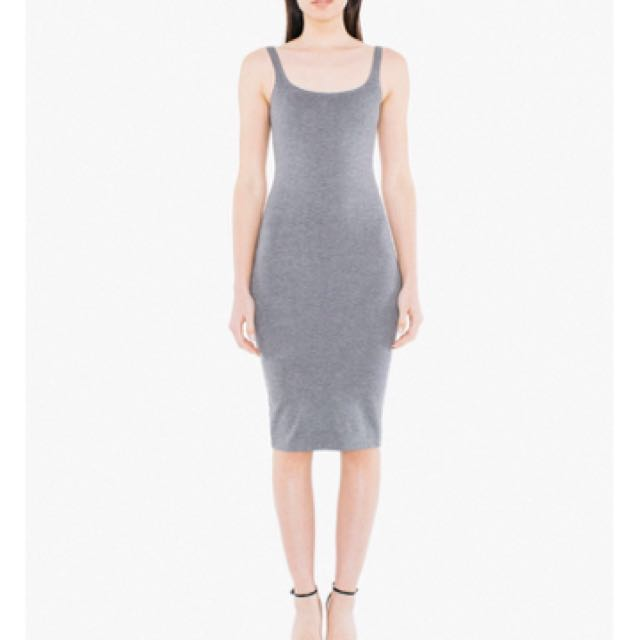 American Apparel Ponte Dress