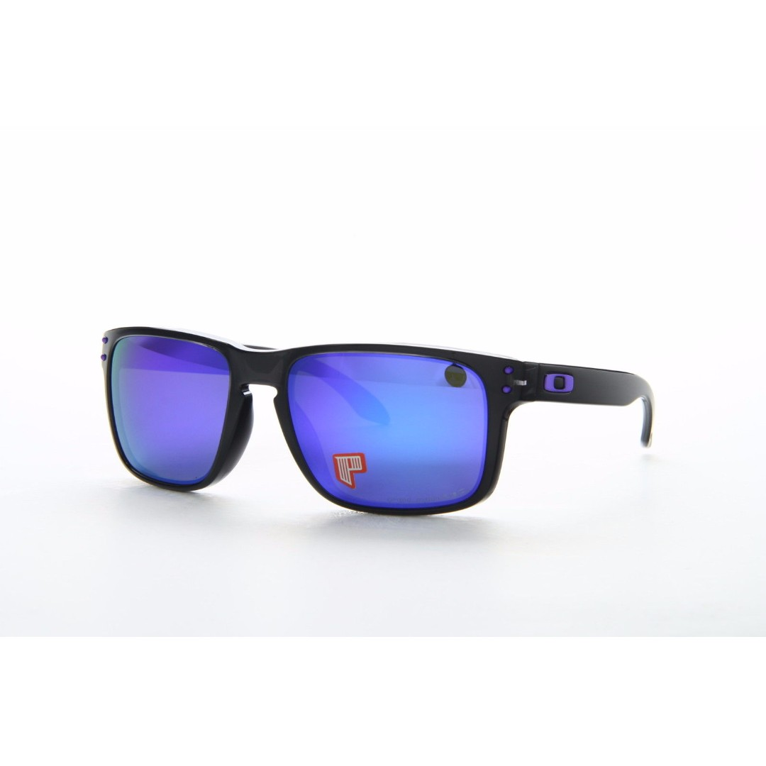 d0926a5fa9 Authentic Brand New in Box Oakley Holbrook OO9102-67 Black Ink ...