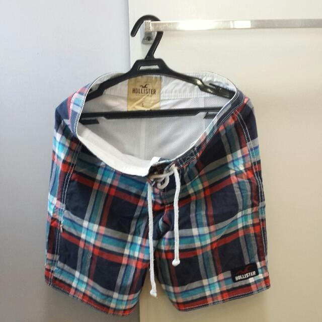 Authentic Hollister Board Shorts