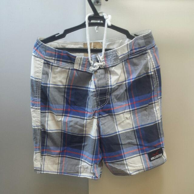 Authentic Hollister Board Shorts Size Small