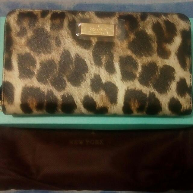 Authentic Overun Kate Spade Wallet