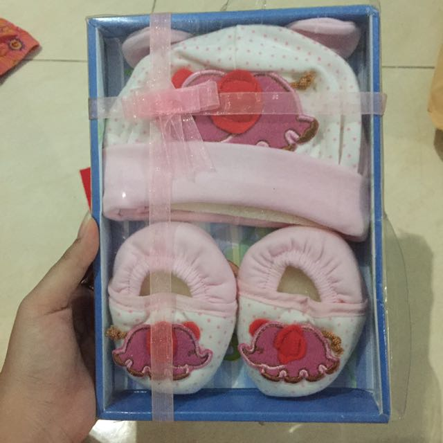 Baby Set Pink