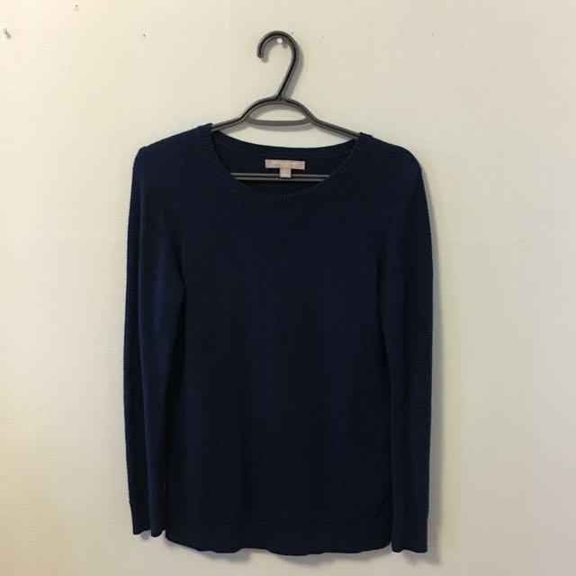 Banana Republic Navy Sweater