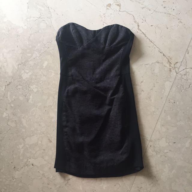 Bebe Black Dress