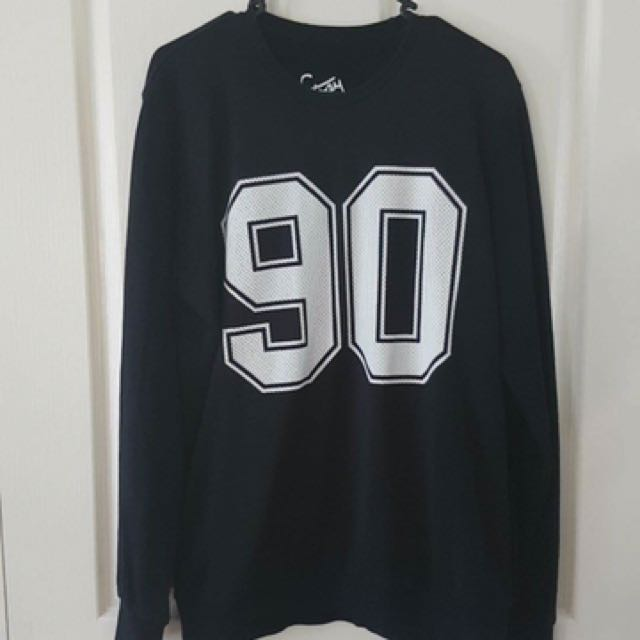 Black Stray Sweater