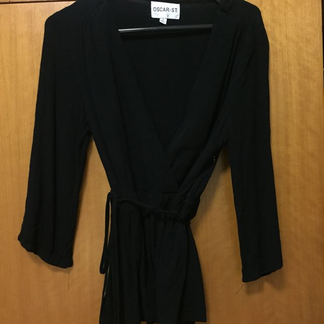 Black Tie Top