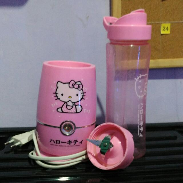 Blender Shake N Take Hello Kitty