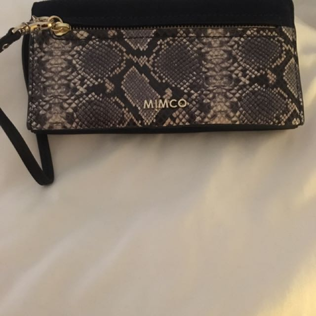 Brand New Mimco Wallet