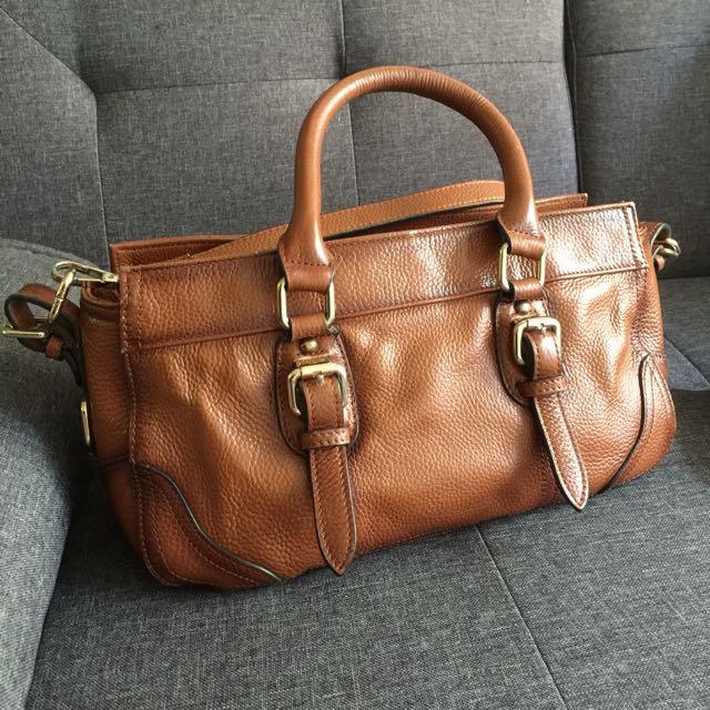 Brown Casual Bag
