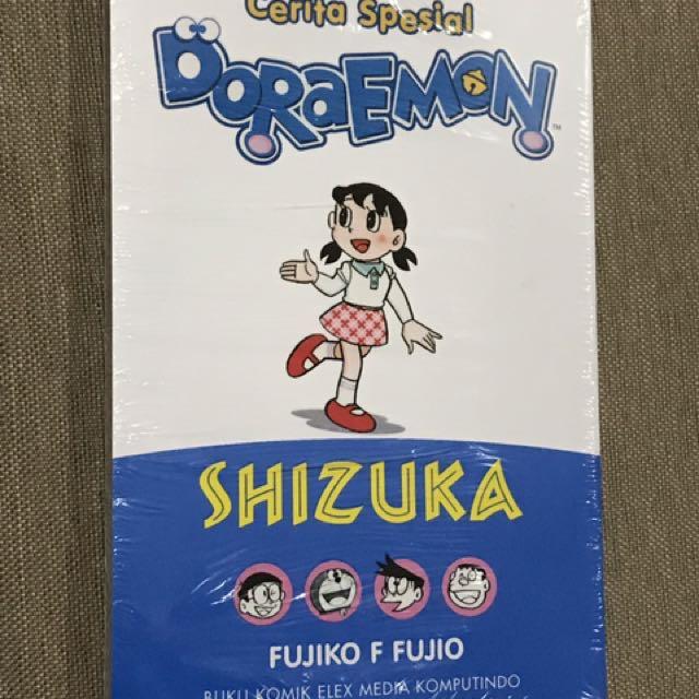 Buku Doraemon Edisi Shizuka