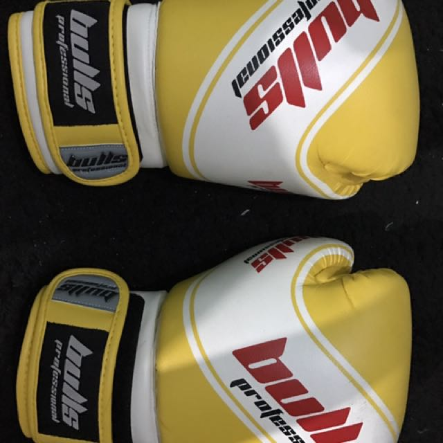Bulls 10oz Boxing Gloves