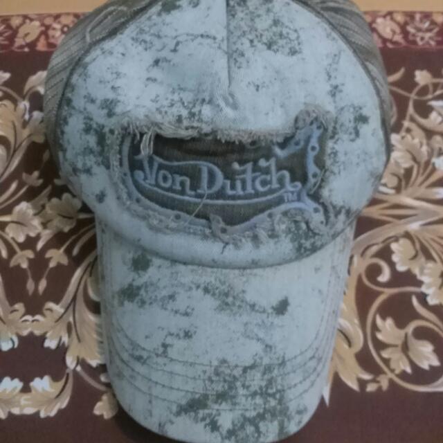 Cap Von Dutch Limited Edition