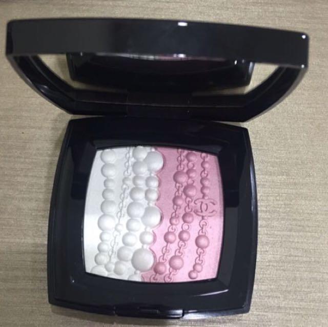 可換物)香奈兒chanel 限量珍珠亮彩盤#轉轉來交換