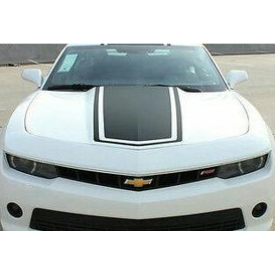Chevy Camaro Graphics Bee 3 RS & SS Vinyl Racing Stripes Decal 2014 2015