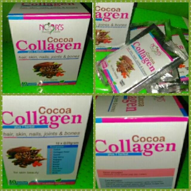 Cocoa Collagen (Hair, Skin, Nails, Joints & Bones)