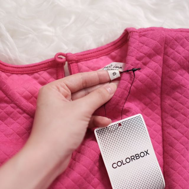 Colorbox Pink Dress