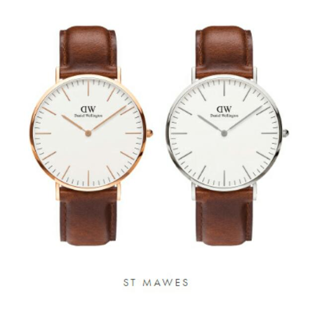 ORIGINAL Daniel Wellington Classic Edition