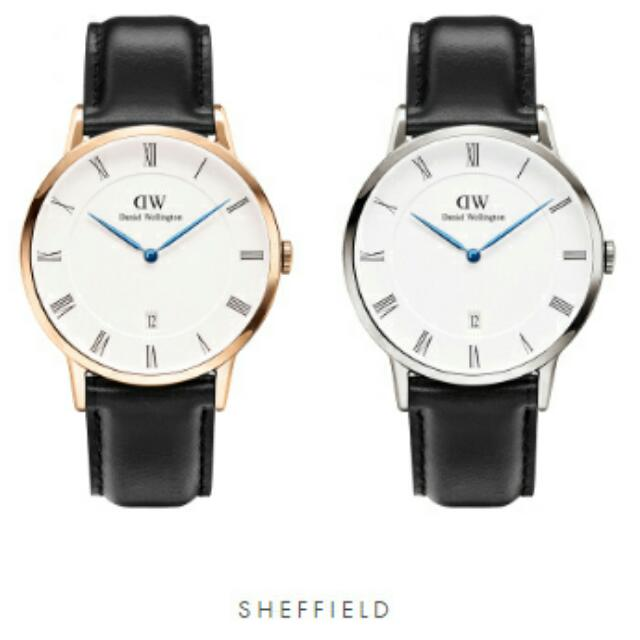 Original Daniel Wellington Dapper Edition