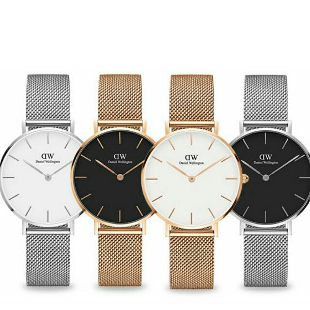 ORIGINAL Daniel Wellington Woman Petite Edition